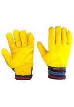 Fleece lined glove imported