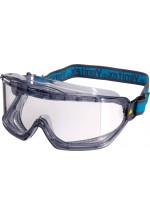 Galeras Clear Polycarbonate Goggles - Indirect Ventilation