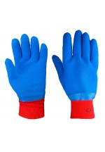 Latex fc gripper glv blue