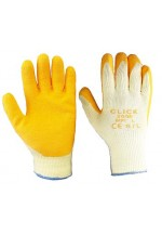 M/p orange latex p/c glove
