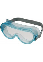 Muria2 Clear Polycarbonate Goggles - Direct Ventilation