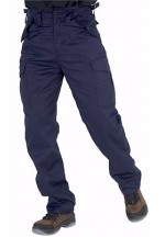 Click pc combat trousers navy