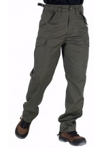 Click pc combat trousers olive