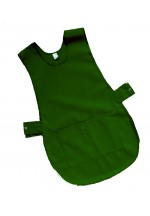 P/c tabbard bottle green