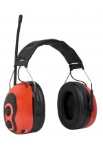Pit-radio Stereophonic Ear Defender - Snr 28 Db
