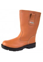 Rigger boot lined sup