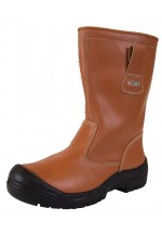 Rigger boot lined sup s/cap