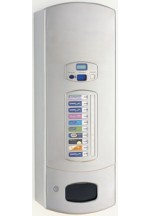 S2 nappy vending machine - stainless steel