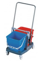 Sani duo bucket trolley