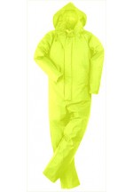Trans/coat coverall saturn/yellow