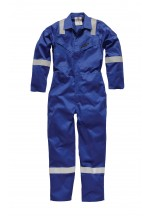 Firechief antistatic coverall with fr tape