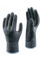 Showa 541 cut resistant grey s-xl pack 10 (ag)