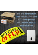 Katrin Multifold Deal - Free Dispenser