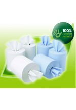 Connect Hygiene - Centre Feed Hand Towel - Blue