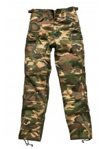 Combat trousers camouflage