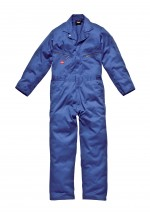 Deluxe coverall royal blue